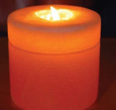CANDLE RAW CRAFTED