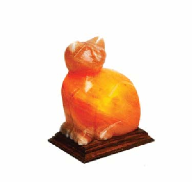 0 CAT SHAPES LAMP SIZE 10x15x20CM WEIGHT 3-4KG
